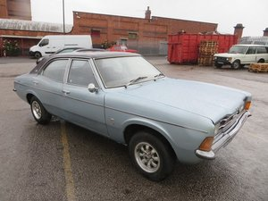 1974 Public Auction: FORD CORTINA mkIII For Sale by Auction