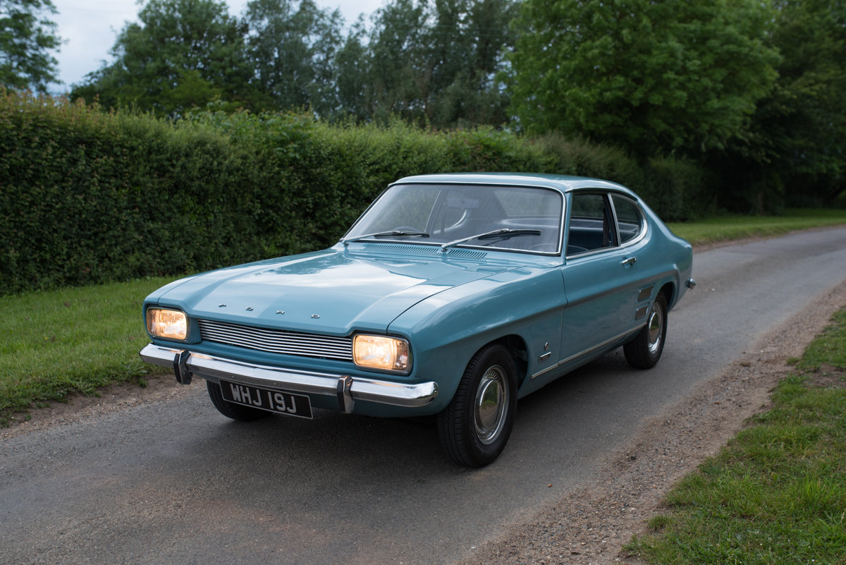 1970 Ford Capri - immaculate condition for summer! For Sale (picture 1 of 6)