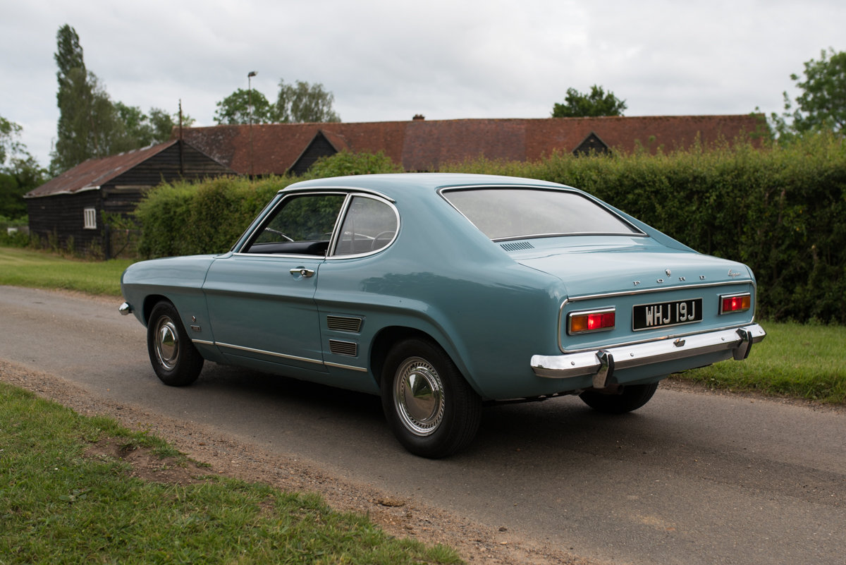 1970 Ford Capri - immaculate condition for summer! For Sale (picture 2 of 6)