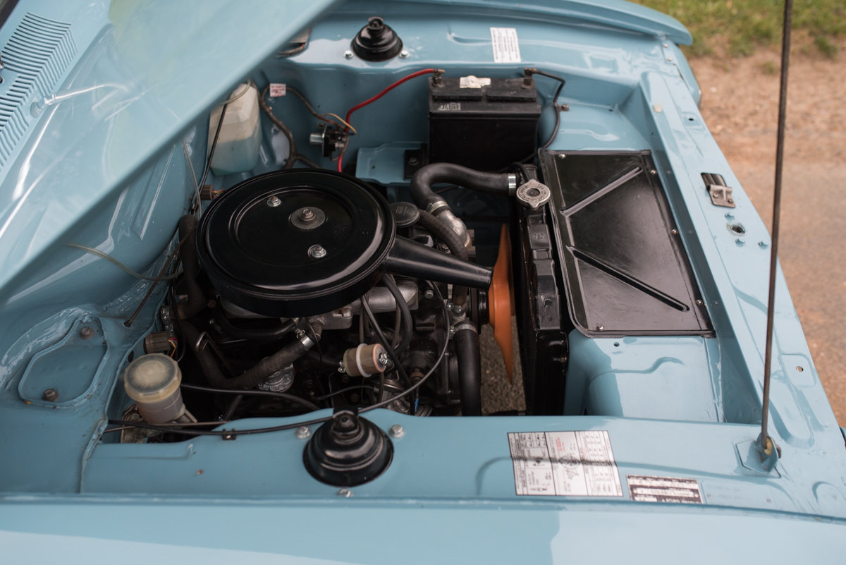 1970 Ford Capri - immaculate condition for summer! For Sale (picture 3 of 6)