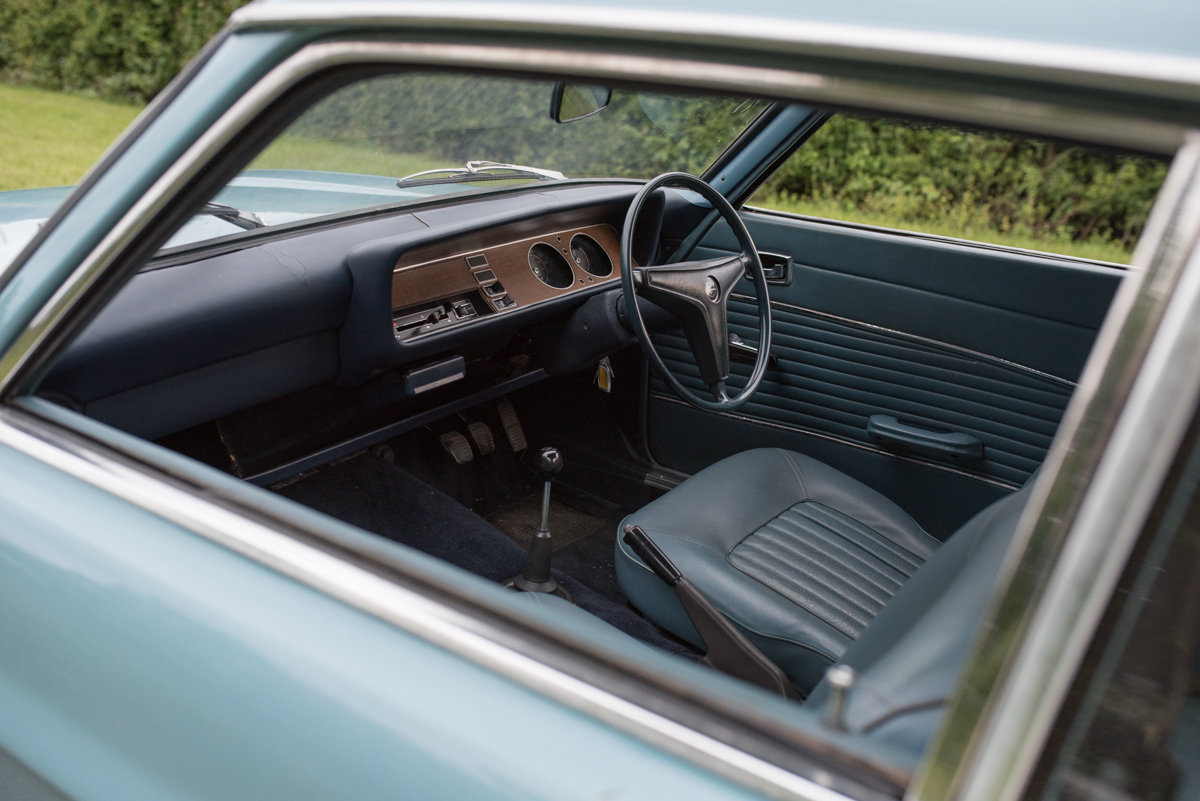 1970 Ford Capri - immaculate condition for summer! For Sale (picture 4 of 6)