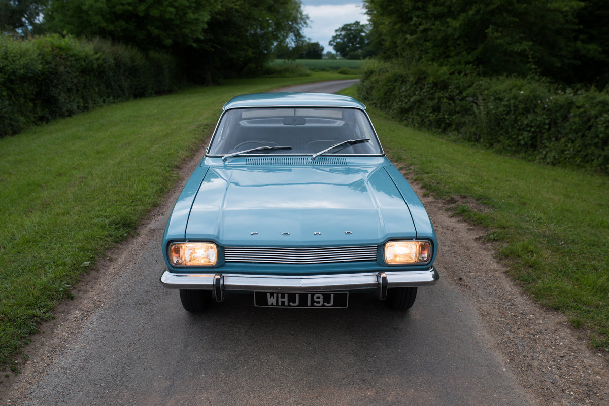 1970 Ford Capri - immaculate condition for summer! For Sale (picture 6 of 6)