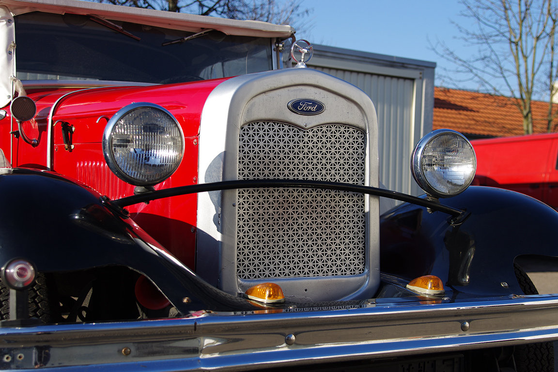 1972 Ford Model A Replica For Sale (picture 2 of 6)