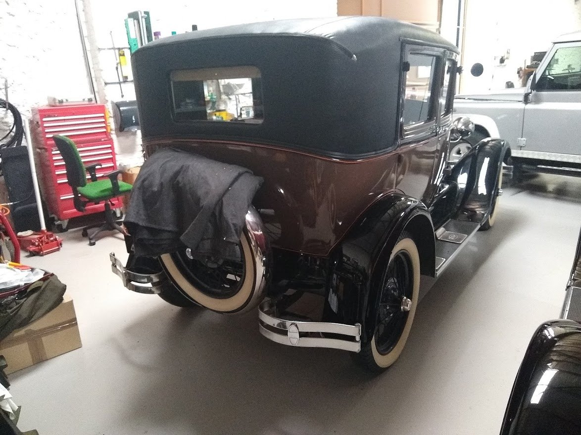 1929 Ford Model A for Auction Friday 12th July For Sale by Auction (picture 3 of 6)