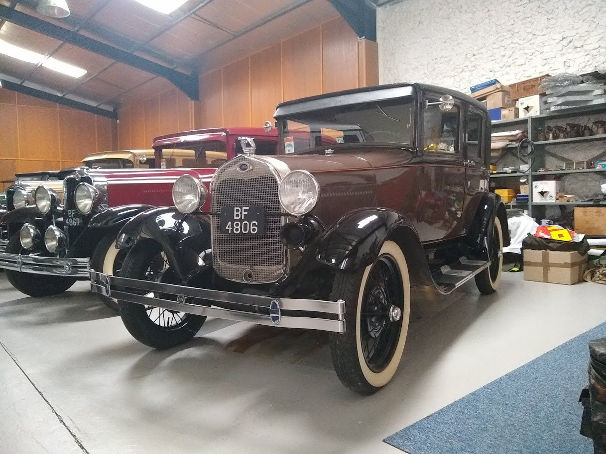 1929 Ford Model A for Auction Friday 12th July For Sale by Auction (picture 1 of 6)