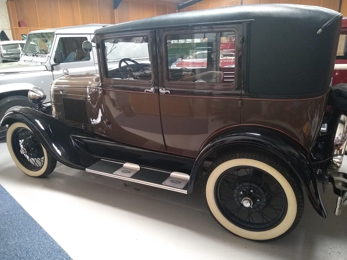 1929 Ford Model A for Auction Friday 12th July For Sale by Auction (picture 6 of 6)