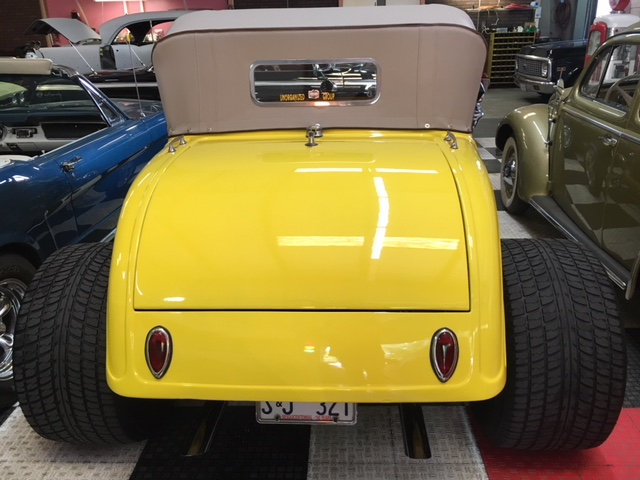1932 Ford Roadster T Bucket = 350 Stroked 383 500 HP $24.9k For Sale (picture 3 of 6)