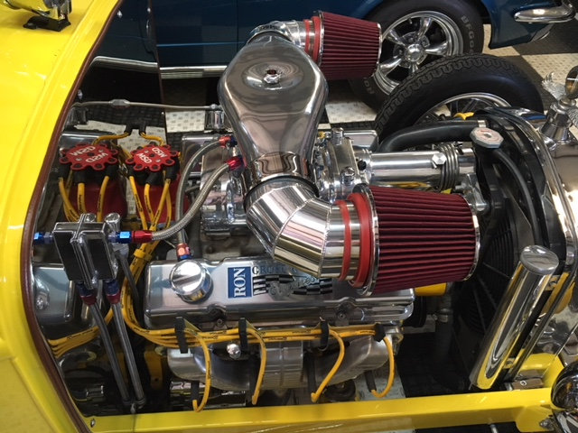 1932 Ford Roadster T Bucket = 350 Stroked 383 500 HP $24.9k For Sale (picture 4 of 6)