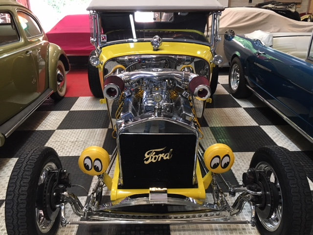 1932 Ford Roadster T Bucket = 350 Stroked 383 500 HP $24.9k For Sale (picture 5 of 6)