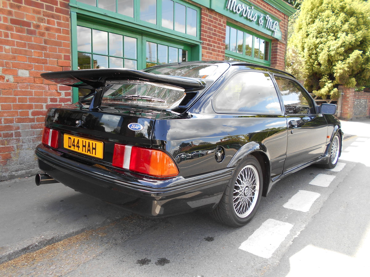 1986 Ford Sierra Cosworth  For Sale (picture 3 of 6)