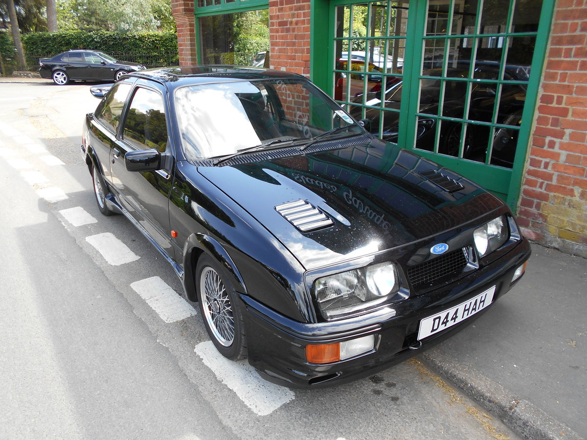 1986 Ford Sierra Cosworth  For Sale (picture 5 of 6)