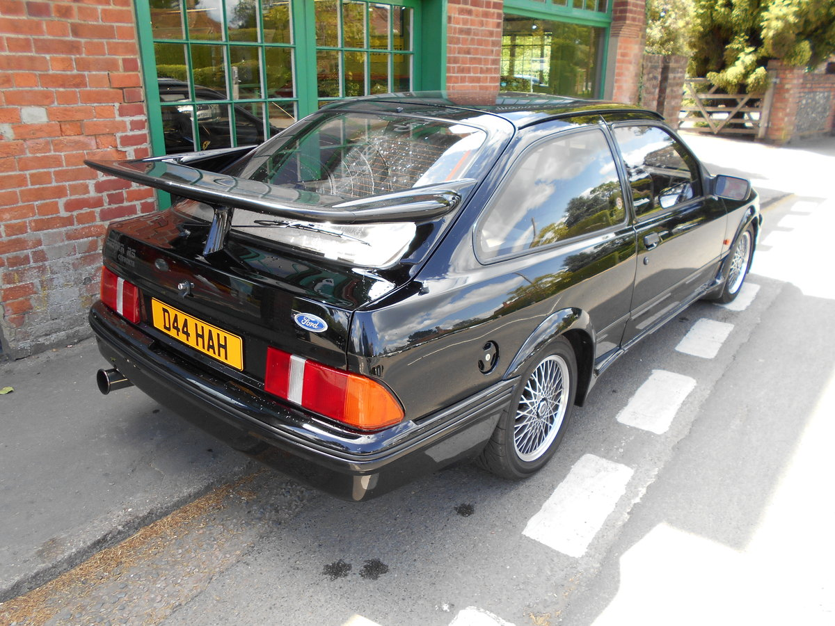 1986 Ford Sierra Cosworth  For Sale (picture 6 of 6)