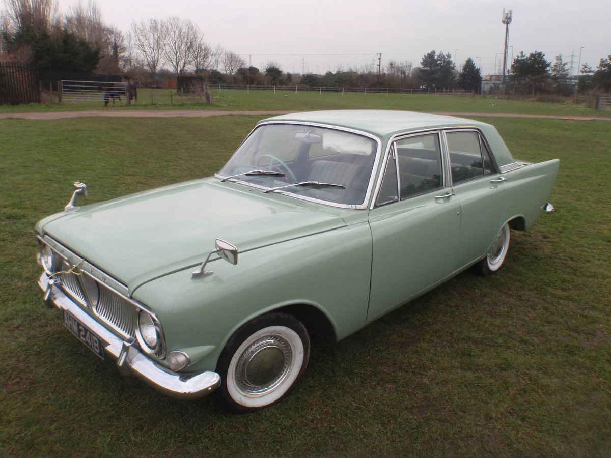 1964 ZEPHYR 6 LONG MOT DRIVES VERY WELL. SOLD (picture 1 of 5)