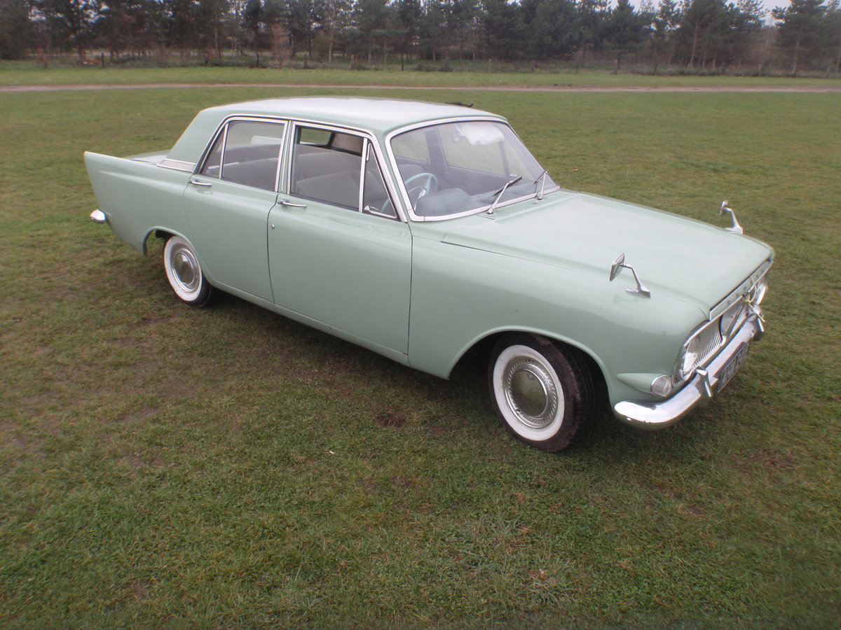 1964 ZEPHYR 6 LONG MOT DRIVES VERY WELL. SOLD (picture 2 of 5)