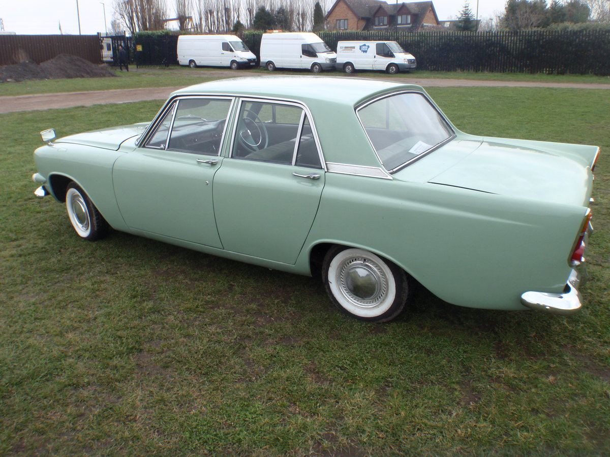 1964 ZEPHYR 6 LONG MOT DRIVES VERY WELL. SOLD (picture 4 of 5)