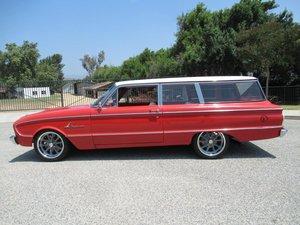 1961 Ford Falcon Wagon For Sale