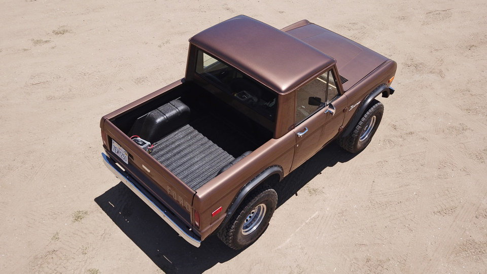 1971 Ford Bronco = 302 auto Mods Buckets Solid driver $46.5k For Sale (picture 3 of 6)