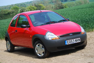 2003 10,300 mile base model Ka - rust free, PC featured For Sale