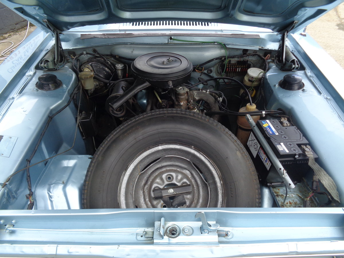 1969 Zephyr mark 4 - 20,000 miles ! For Sale (picture 4 of 6)