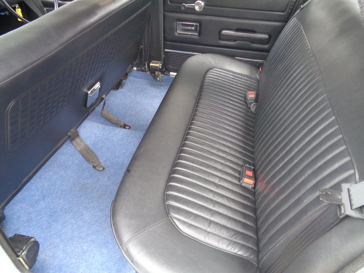 1969 Zephyr mark 4 - 20,000 miles ! For Sale (picture 6 of 6)