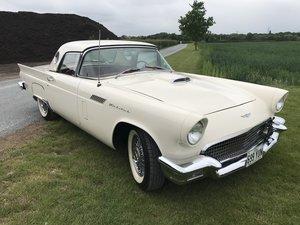 1957 TBIRD For Sale
