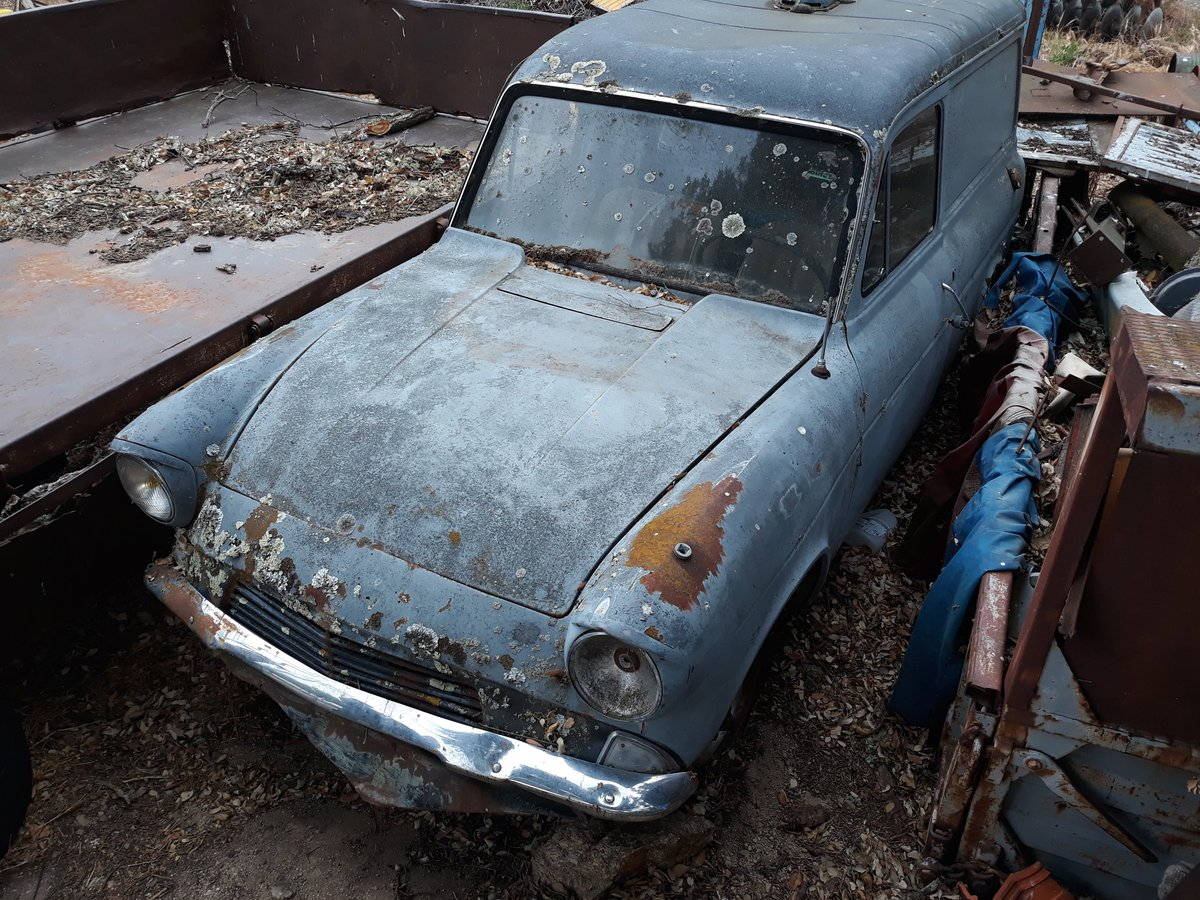 1964 Ford Anglia Van For Sale (picture 2 of 5)