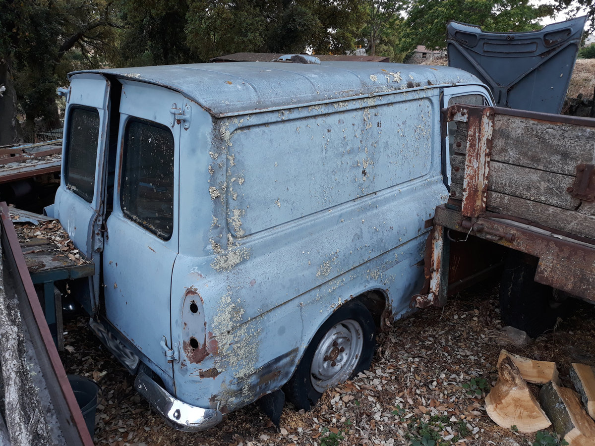 1964 Ford Anglia Van For Sale (picture 3 of 5)
