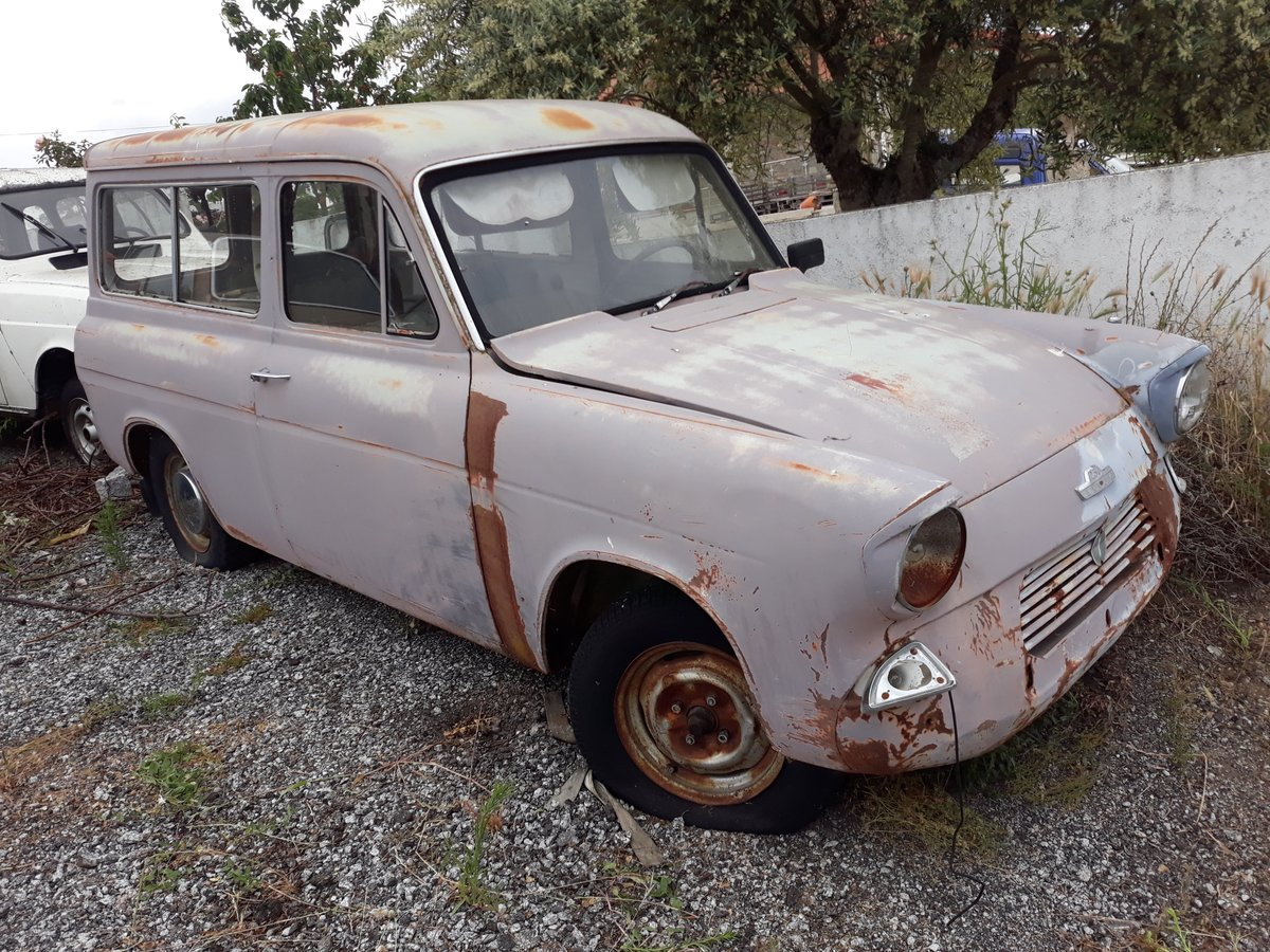 1964 Ford Anglia Van For Sale (picture 1 of 6)