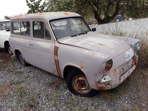1964 Ford Anglia Van For Sale