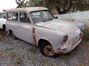 1964 Ford Anglia Van
