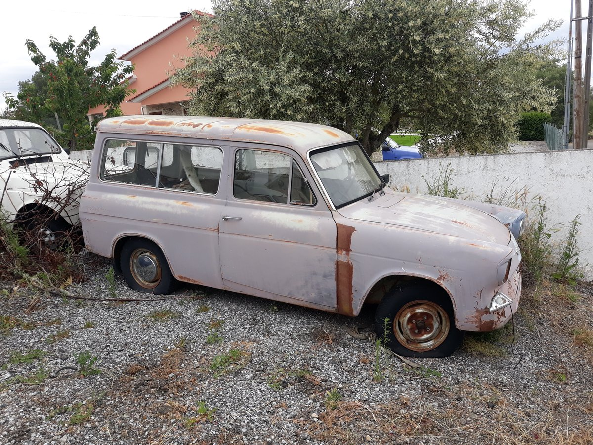 1964 Ford Anglia Van For Sale (picture 2 of 6)