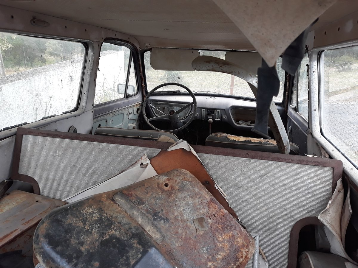 1964 Ford Anglia Van For Sale (picture 5 of 6)