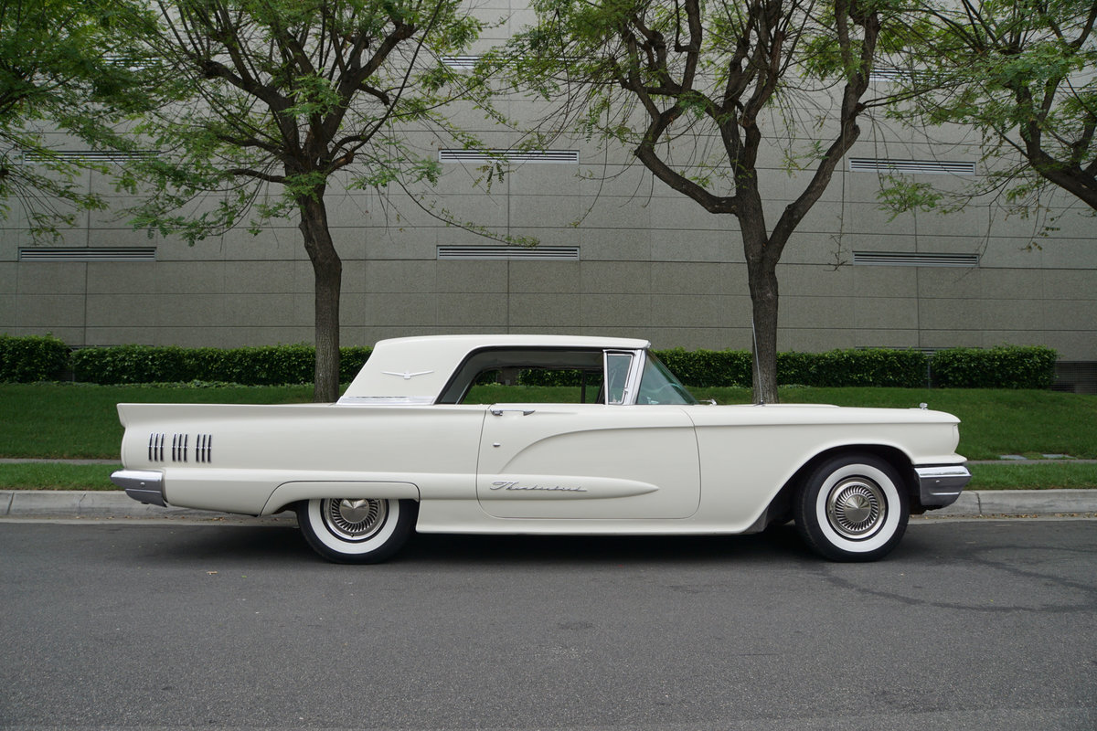 1960 Ford Thunderbird 2 Dr Hardtop 352 V8 SOLD (picture 3 of 6)