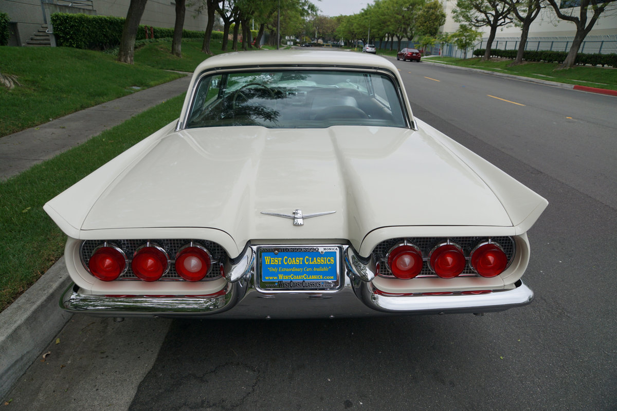 1960 Ford Thunderbird 2 Dr Hardtop 352 V8 SOLD (picture 4 of 6)