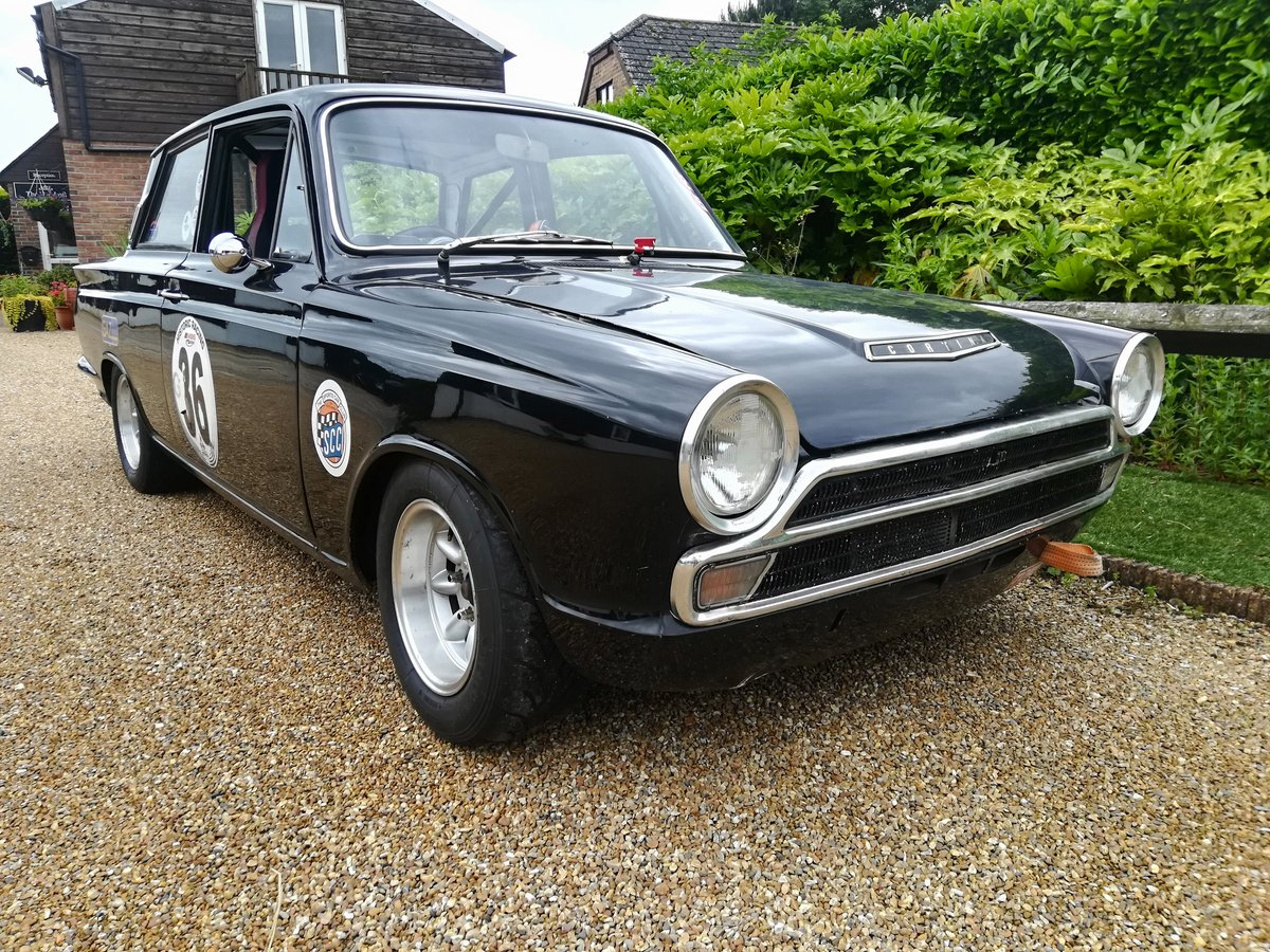 1966 Ford Cortina Mk1 - 2 Door - 1760cc All Steel Crossflow - For Sale (picture 1 of 6)