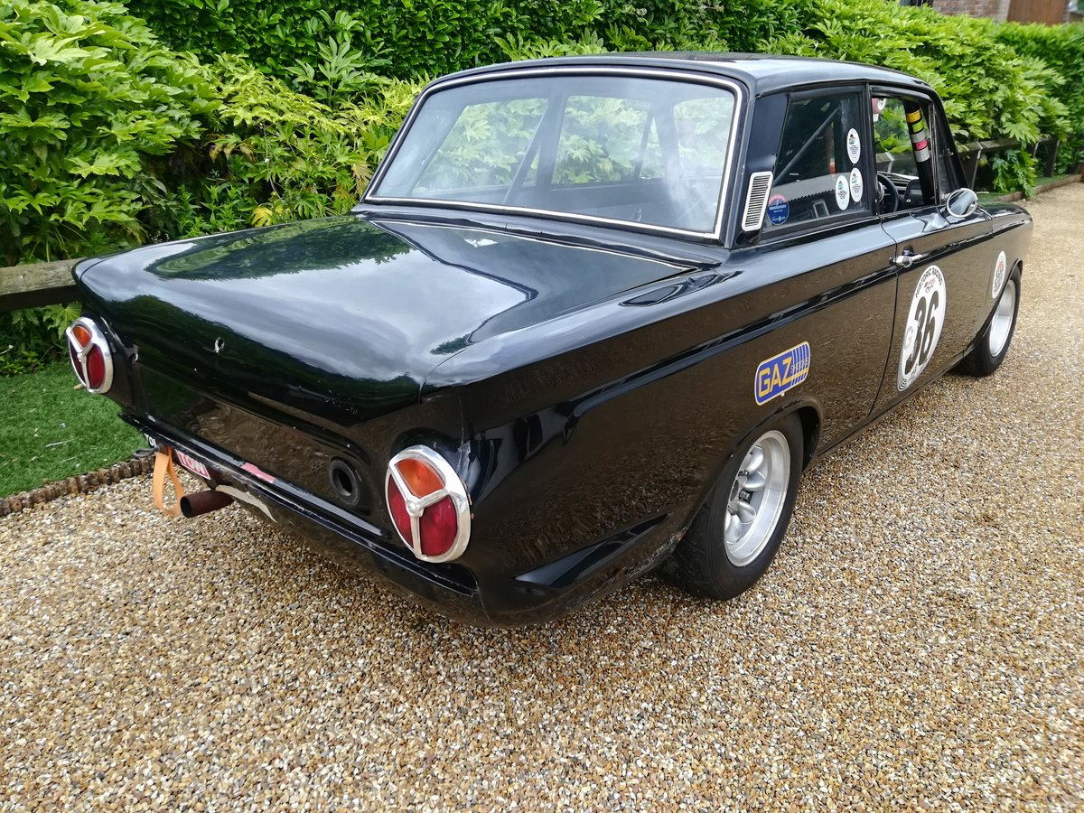 1966 Ford Cortina Mk1 - 2 Door - 1760cc All Steel Crossflow - For Sale (picture 2 of 6)