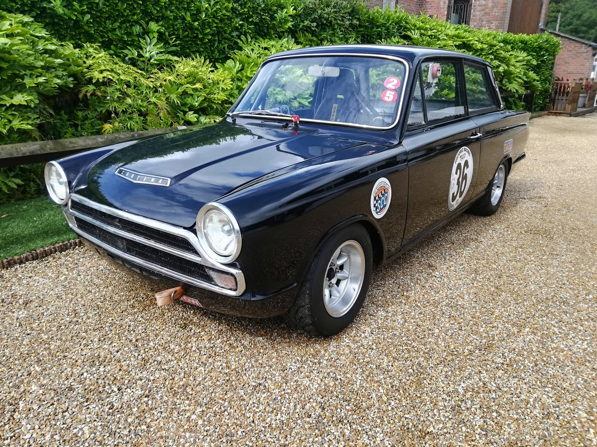1966 Ford Cortina Mk1 - 2 Door - 1760cc All Steel Crossflow - For Sale (picture 3 of 6)