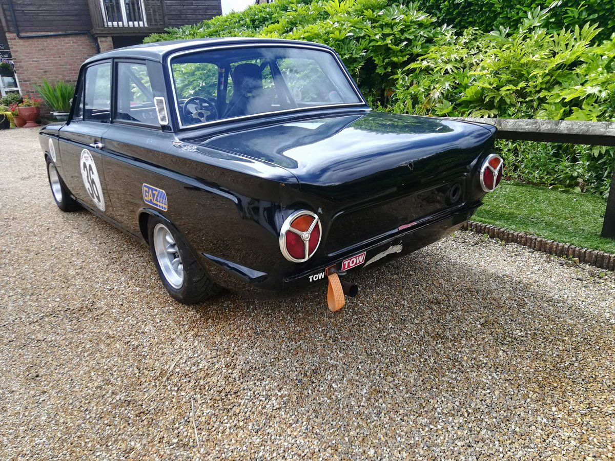 1966 Ford Cortina Mk1 - 2 Door - 1760cc All Steel Crossflow - For Sale (picture 4 of 6)