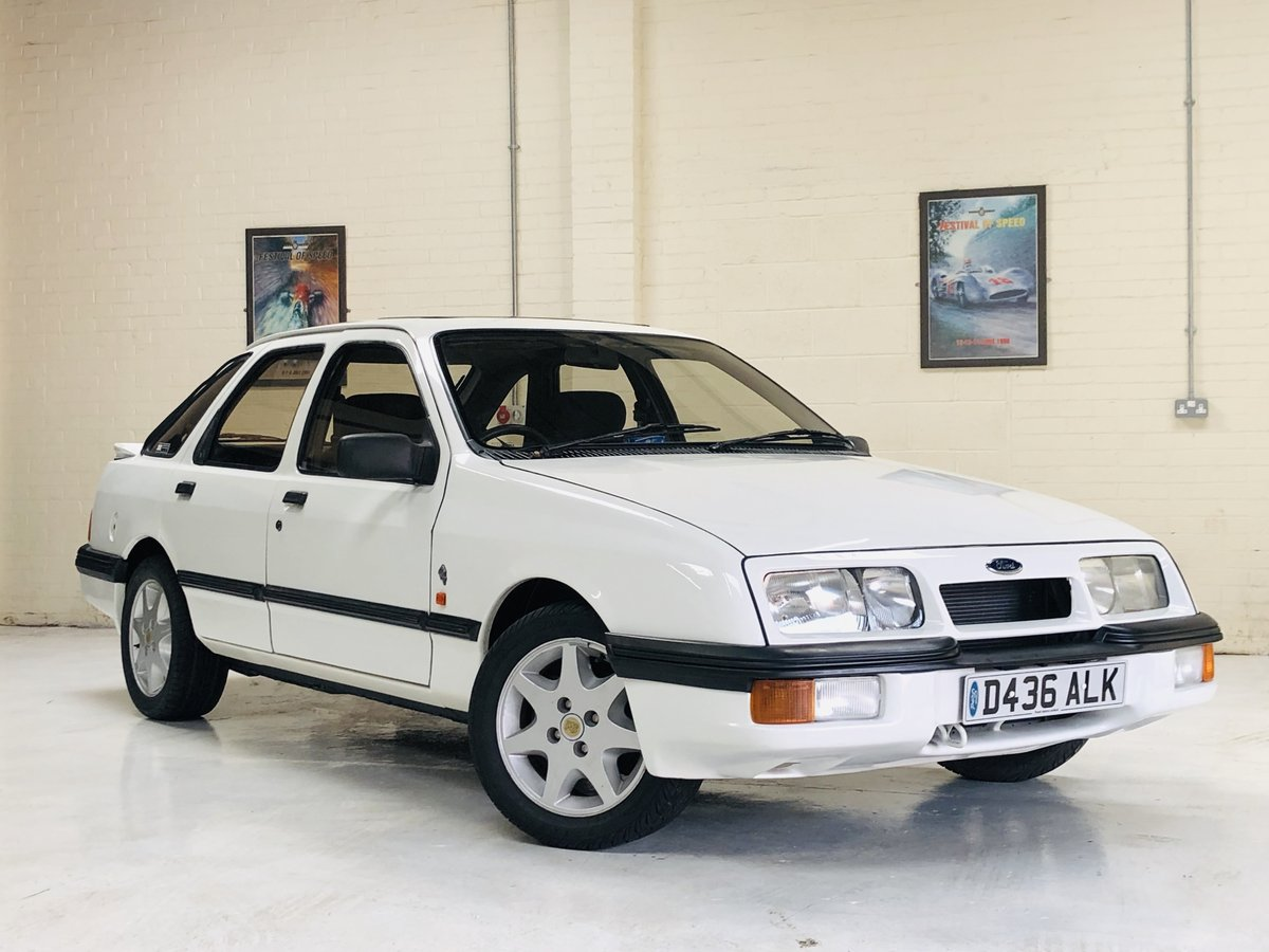 1986 FORD SIERRA XR4X4 MK1 - VERY RARE CAR, SUPER VALUE SOLD (picture 1 of 6)