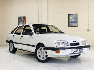 1986 FORD SIERRA XR4X4 MK1 - VERY RARE CAR, SUPER VALUE SOLD