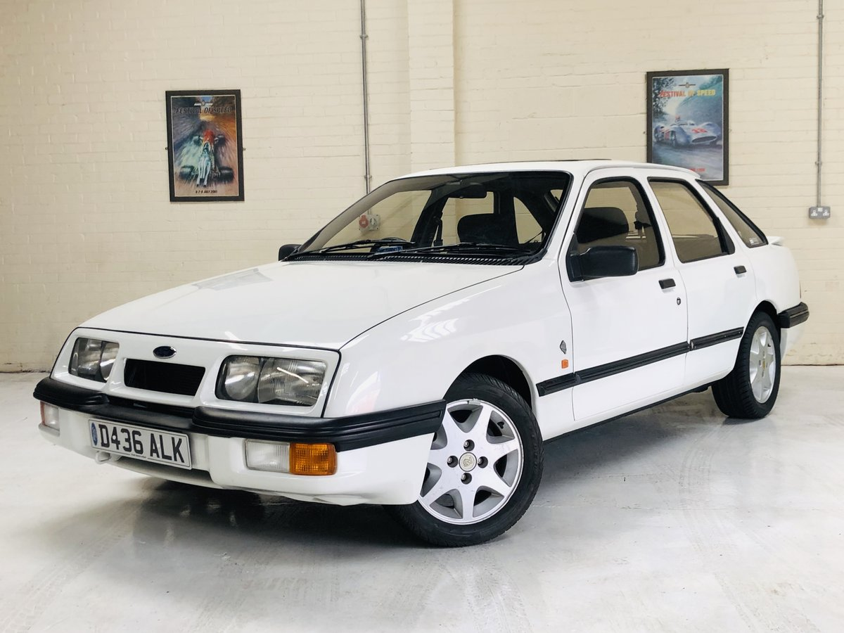 1986 FORD SIERRA XR4X4 MK1 - VERY RARE CAR, SUPER VALUE SOLD (picture 2 of 6)
