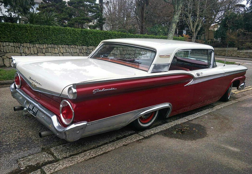 1959 Ford Galaxie 500 SOLD (picture 2 of 6)