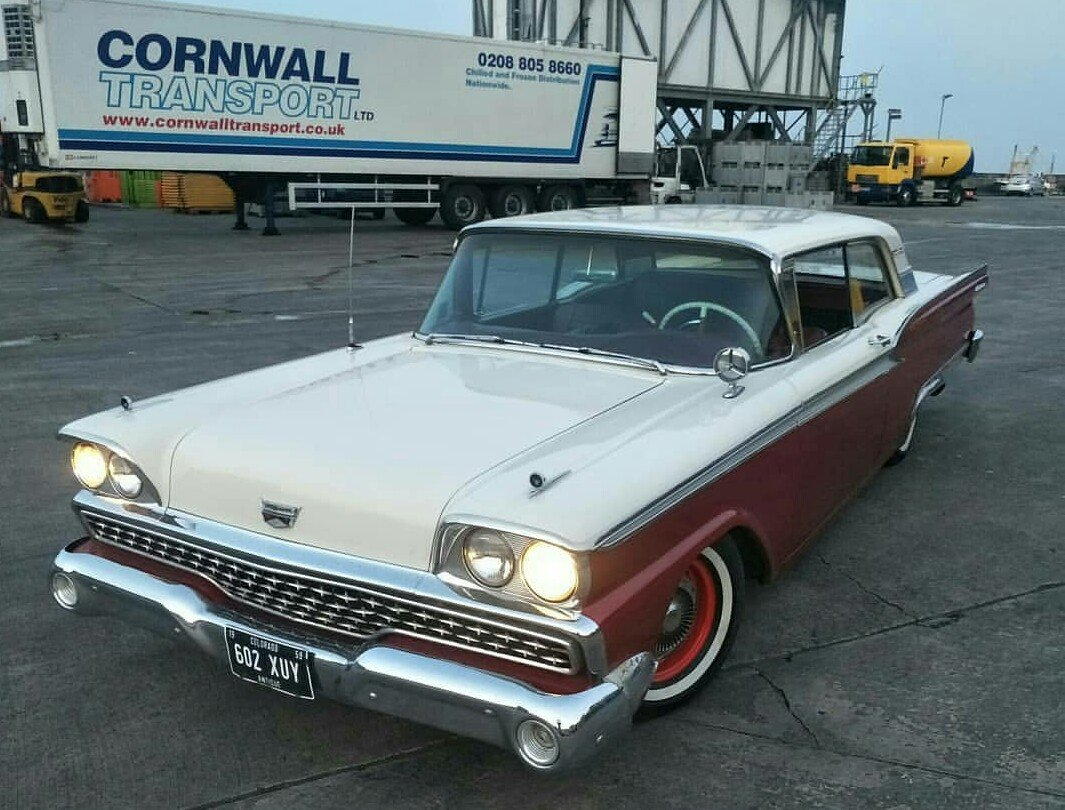 1959 Ford Galaxie 500 SOLD (picture 3 of 6)