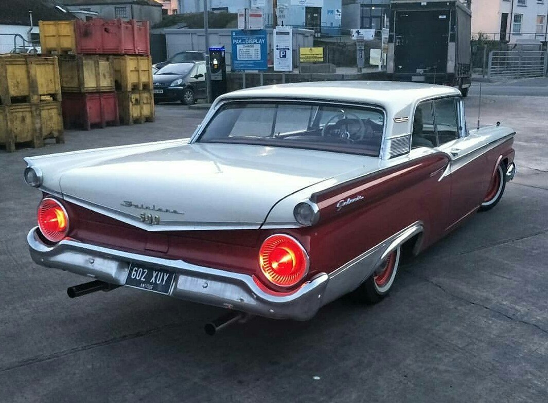 1959 Ford Galaxie 500 SOLD (picture 4 of 6)
