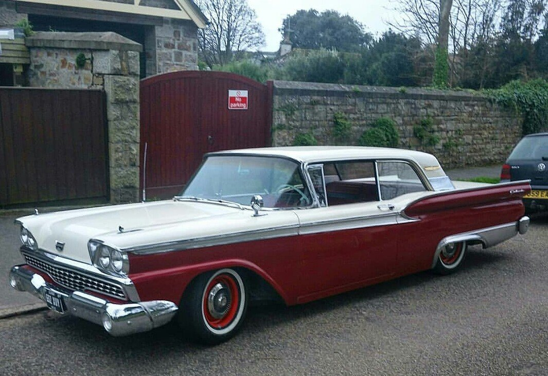 1959 Ford Galaxie 500 SOLD (picture 6 of 6)