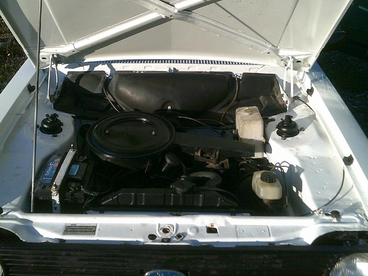 1978 Ford Escort MK2 1.6 2dr 'Mexico' replica. SOLD (picture 5 of 6)
