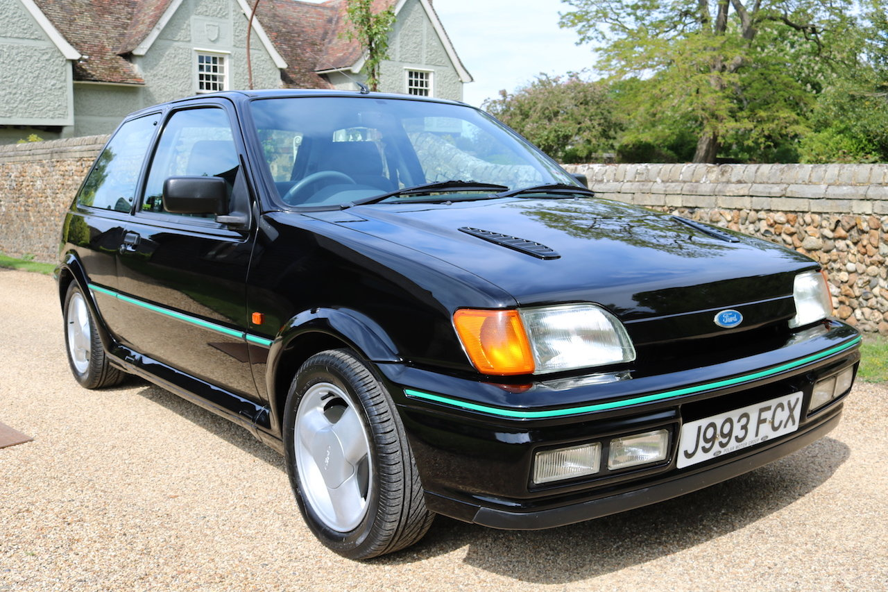 1991 Ford Fiesta RS Turbo Amazing Condition (Rare Standard Spec C SOLD (picture 1 of 6)
