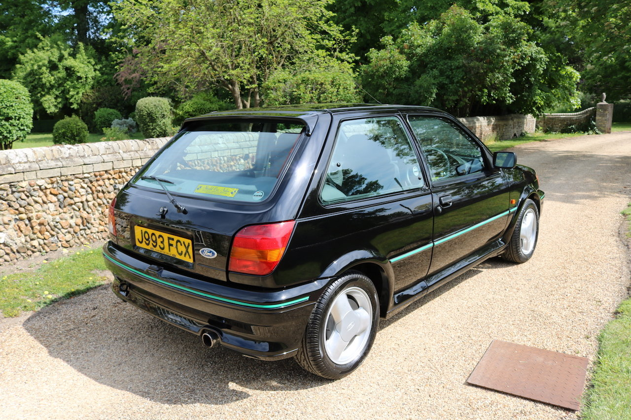1991 Ford Fiesta RS Turbo Amazing Condition (Rare Standard Spec C SOLD (picture 3 of 6)