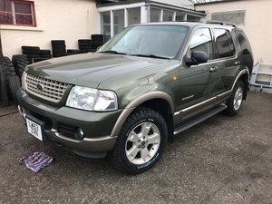 Ford Explorer 2004 Eddie Bauer 4.6 V8 For Sale
