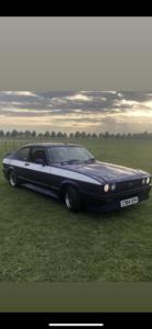 1985 Ford Capri